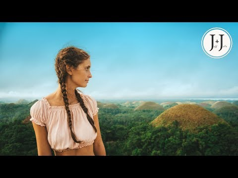 Foreigners chasing sunrise at CHOCOLATE HILLS (DJI Spark Drone) | Bohol, Philippines - Vlog #58