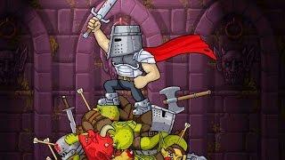 暴虐騎士 Rampage Knights (2) 短短的但很好玩
