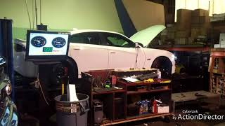 Diablo Tuned Dodge Charger R/T Dyno Results - The Video You Can't Help But Watch!