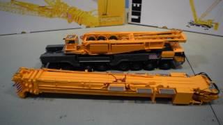 Liebherr LTM1800 set unboxing
