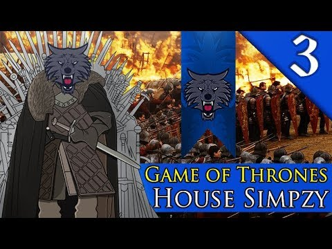 CASTERLY ROCK! Mount & Blade Warband: Game of Thrones: A World of Ice & Fire: House Simpzy #3