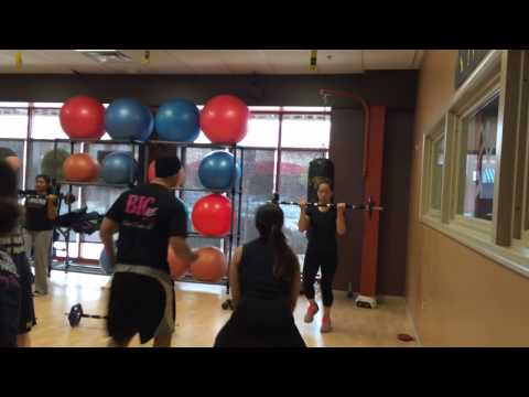 Tabata Bootcamp - Small Group Training SGT