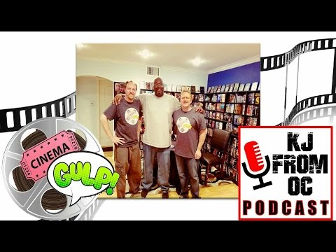 Cinema Gulp Interview on the KJ from OC Podcast