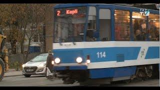 В Таллине зайцев нет. Трамваи для горожан - бесплатны.