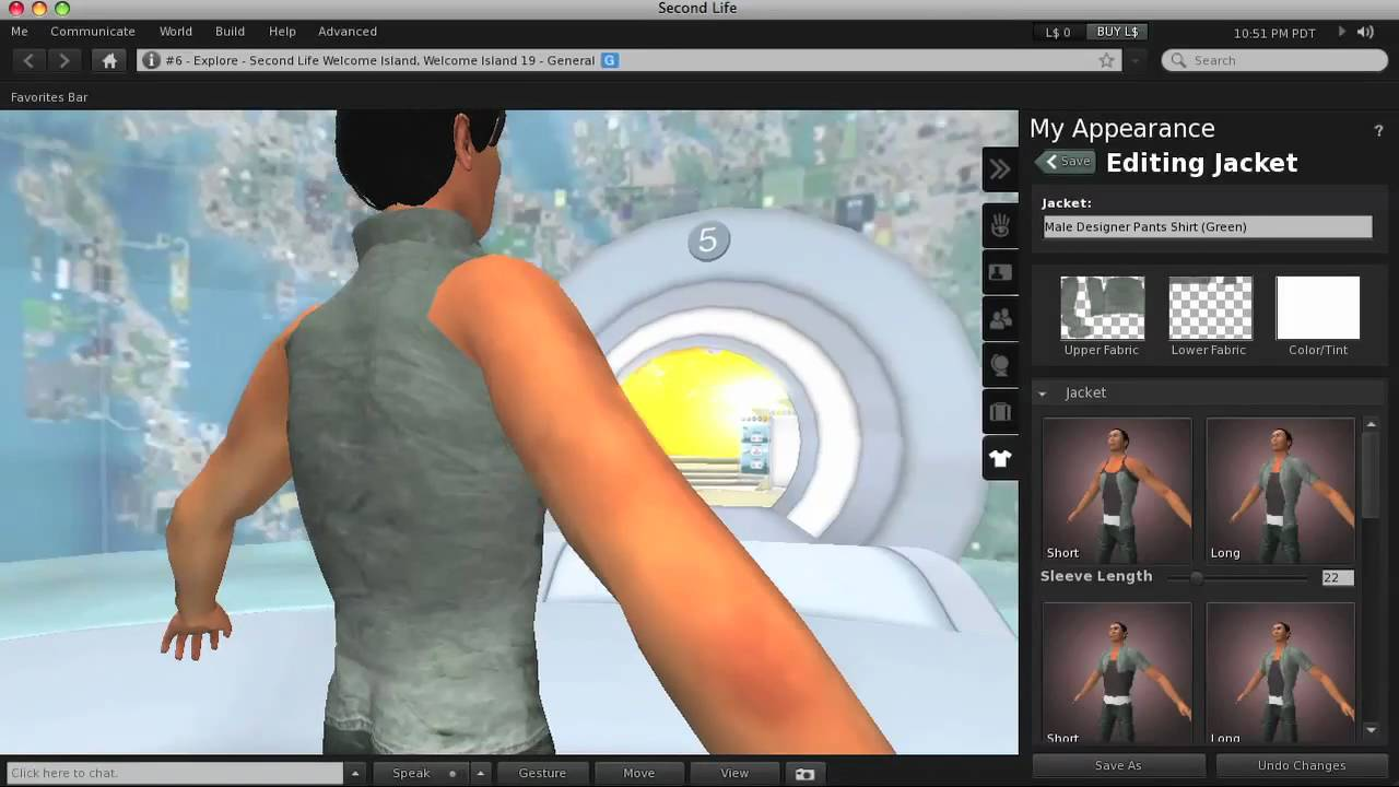 Second life download avatar