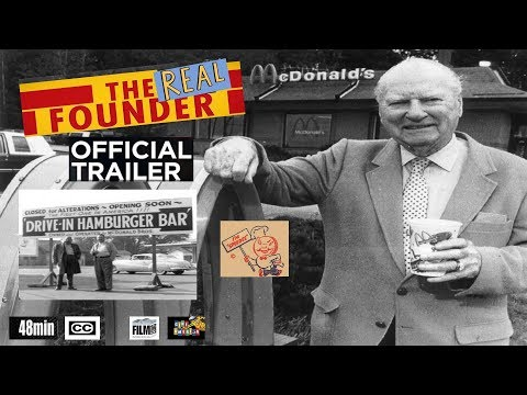 The Real Founder- Official Trailer (2018)