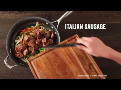 Recipe: Italian Sausage Penne