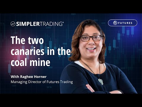 Futures Trading: The two canaries in the coal mine | Simpler Trading