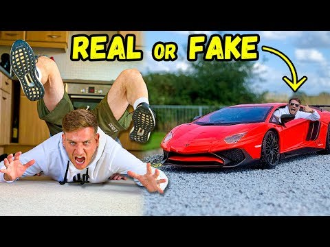 DON'T TRUST EVERYTHING YOU SEE!! (PROOF) - Part 2