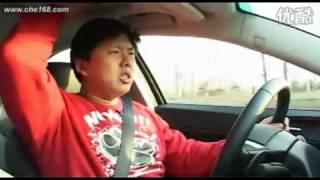 MG 6 Test Drive