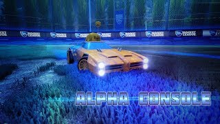 Alpha console for Rocket League●Alpha console●Rocket League● Альфа консоль