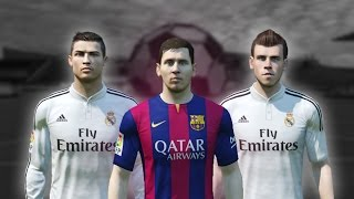 FIFA 15 | Battle swirling balls! Thumbnail