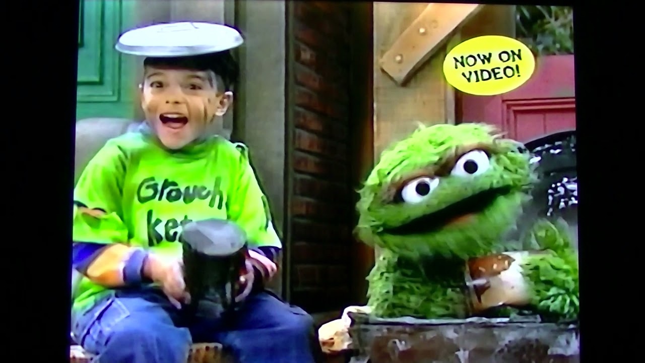 Download Closing To Elmo's World: Birthday's Game's & More! 2001 VHS