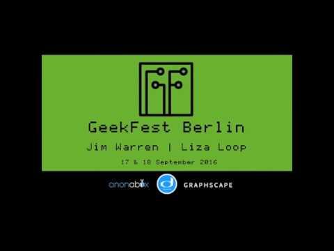 GeekFest Berlin 2016 - Liza Loop - Moving Electrons Instead of People