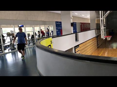 TTU Student Gym | Vlog 1