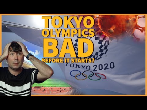 Tokyo Olympics Covid - Out of control? (A timeline of covid cases before the opening ceremony)