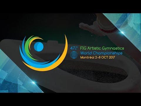 2017 World Gymnastics Championships - U.S. Men's Podium Training