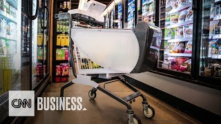 This AI shopping cart aims to be Amazon Go on wheels