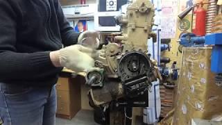 Капитальный ремонт ДВС Квадроцикла CF Moto. Разборка.