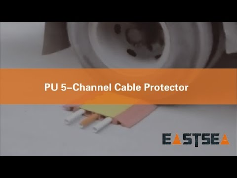 PU 5 Channel Cable Protector