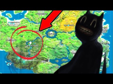 Cartoon Cat FOUND In Fortnite Battle Royale! (Chapter 2)