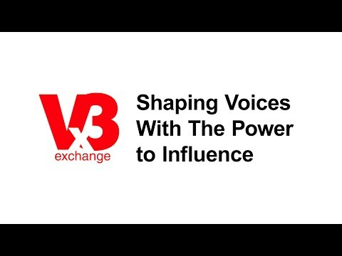 VX3 Exchange -- Shaping Voices With The Power To Influence