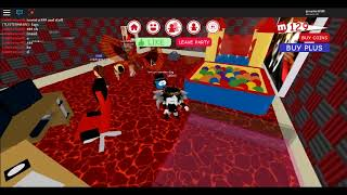 my daughters dancing on roblox is good