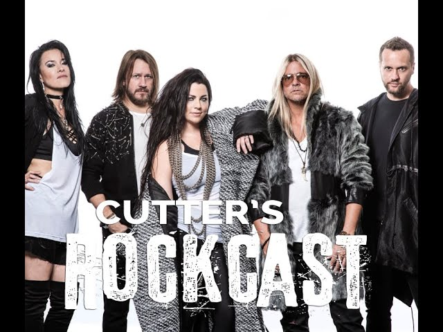 AMY LEE FROM EVANESCENCE IS BACK! (CUTTER'S ROCKCAST)