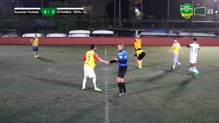 Kuzenler Football Club (4) - (3) İSTANBUL TEKNİK A2 / ISTANBUL / iddaa Rakipbul Ligi 2017