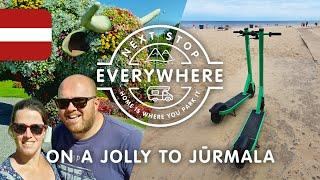 On A Jolly To Jūrmala - Latvia's Baltic Coast | Next Stop Everywhere