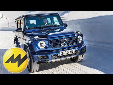 Mercedes-Benz G 350 d |In-depth review | Motorvision