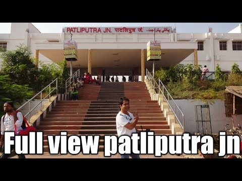 short drive to Patna junction to patliputra junction | patna tour vlog | #travelindiawithrishi