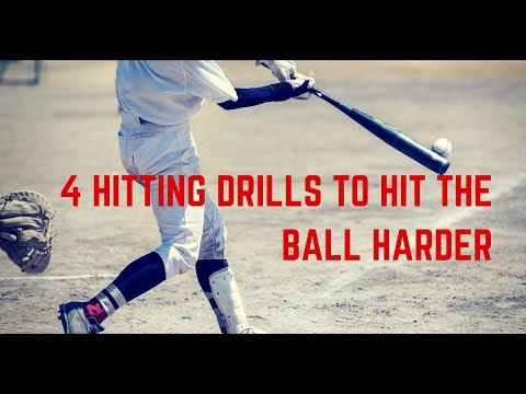 how to hit the ball in baseball