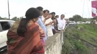 उपमुख्यमंत्री अचानक पिंपरी चिंचवड शहराच्या भेटीवर !