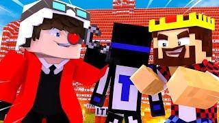 АИД ТЕРОСЕР И ДЕМ ПОСТУПИЛИ В ШКОЛУ ГРИФЕРОВ В МАЙНКРАФТЕ! ШКОЛА ГРИФЕРОВ! Minecraft school
