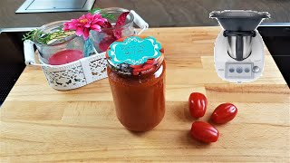 Tomatenketchup selber machen im Thermomix
