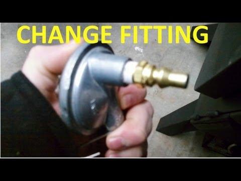 High flow excess propane nozzle