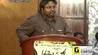 D Imman at Kumki Press Meet
