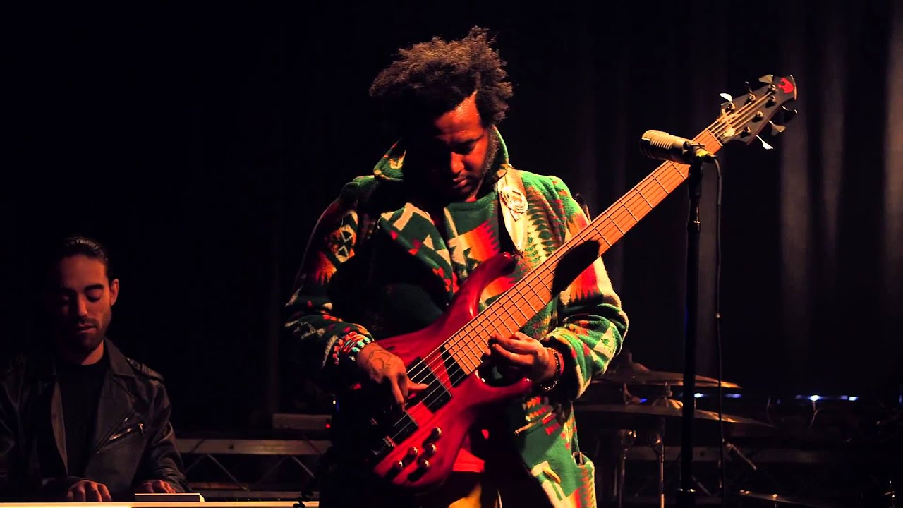 Thundercat | Live Performance in Echoplex