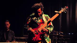 Thundercat - Live Performance in Echoplex