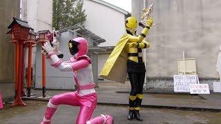 Patran #3 Vs. Lupin Yellow Team Up