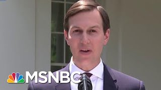 Why Michael Flynn Memo Turns Up Heat On Jared Kushner | The Beat With Ari Melber | MSNBC