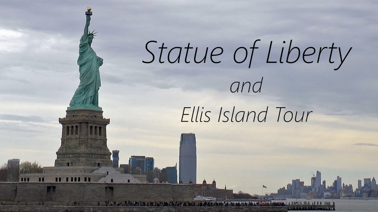 New York City Statue Of Liberty And Ellis Island Hd Tour Youtube