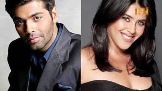 REVEALED : Why Ekta Kapoor Did Not Get Married - Karan Johar