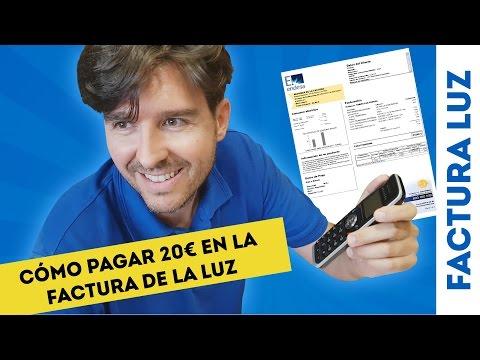 CÓMO CAMBIAR TARIFA PARA PAGAR 20 EUROS EN LA FACTURA LUZ