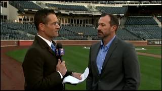 New York Mets Manager Mickey Callaway [INTERVIEW] 2017 Video