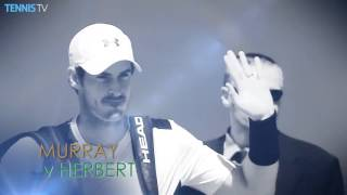 2016 Monte-Carlo Rolex Masters: Tuesday Highlights ft. Federer & Murray