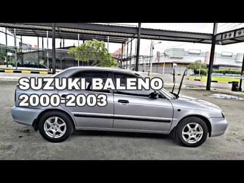 Harga Suzuki Baleno 2000-2003