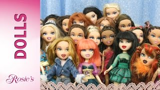 Bratz Doll Collection and Thrift Shop Haul