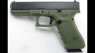 Glock 17... the forgotten Hero